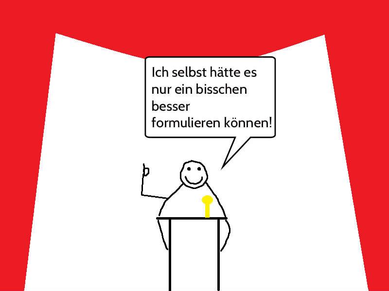 Herr Fat europas Kosten 4