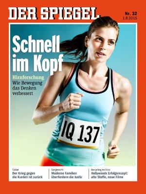 SPIEGEL Cover Volkssport