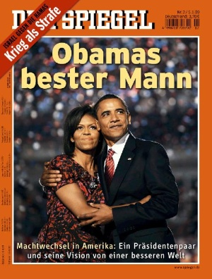 SPIEGEL Cover Obama