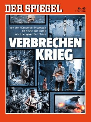 SPIEGEL Cover Kriegsverbrechen