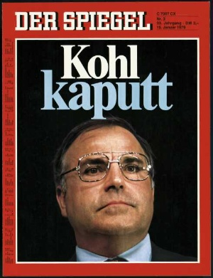 SPIEGEL Cover