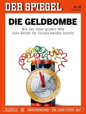 DER SPIEGEL Cover