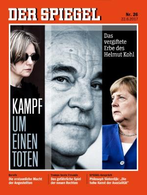 SPIEGEL Titelbilder Kohl