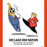 Die Deutschen auf den Titelbildern des SPIEGEL