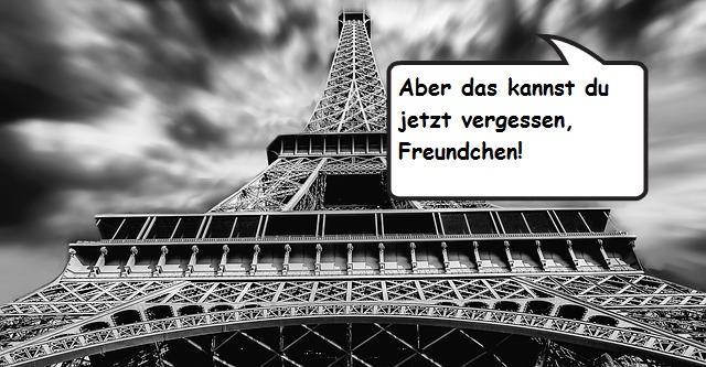 Trump Eiffelturm