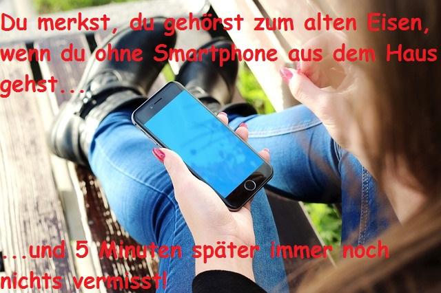 Dem Entspannten klingelt kein Handy