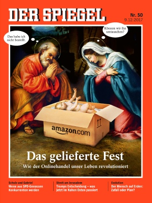 SPIEGEL Cover