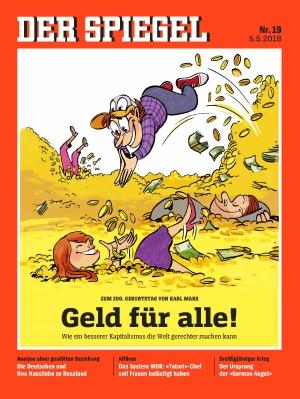 DER SPIEGEL - Reiches Deutschland!