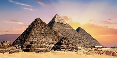 Ägypten führt Pyramiden-Jahr ein