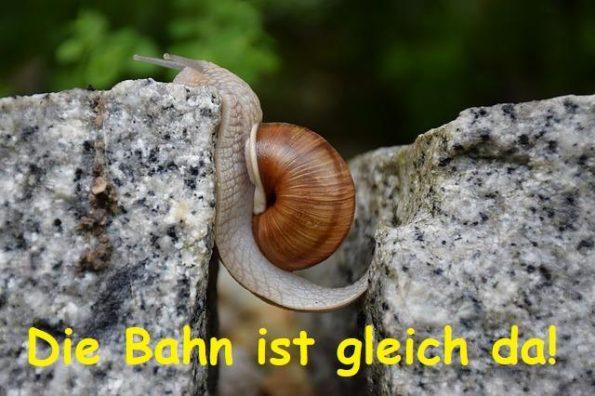 Verspätungen der Deutschen Bahn