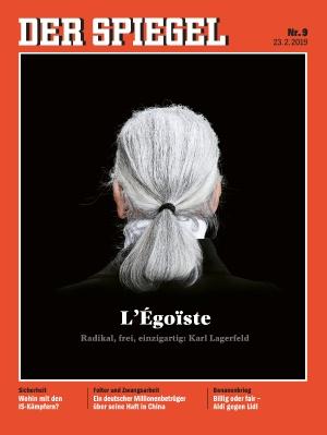 DER SPIEGEL – Der Tod auf den Titelbildern