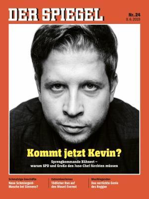 SPIEGEL Cover Politiker