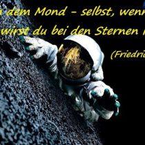 Und das hatte Friedrich Nietzsche zur Mondlandung zu sagen