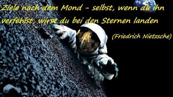 Ziele nach dem Mond