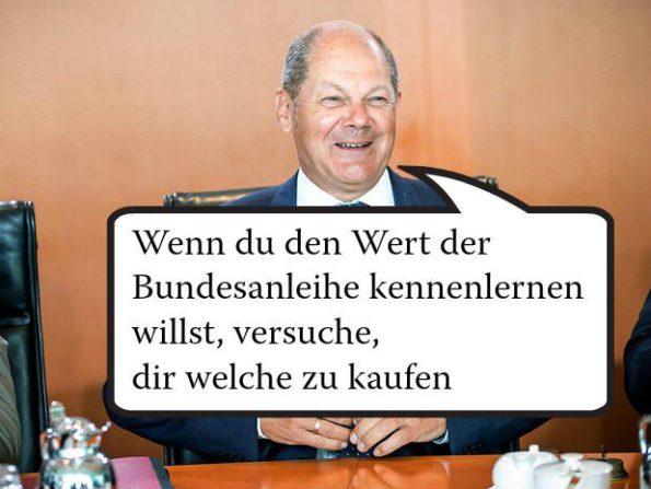 Olaf Scholz Zitat