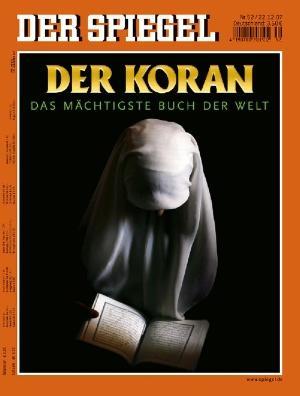 Der Islam auf den Titelbildern des SPIEGEL – Der 5 Minuten Blog