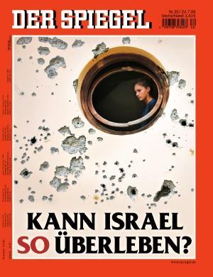 Spiegel Titelbilder Israel
