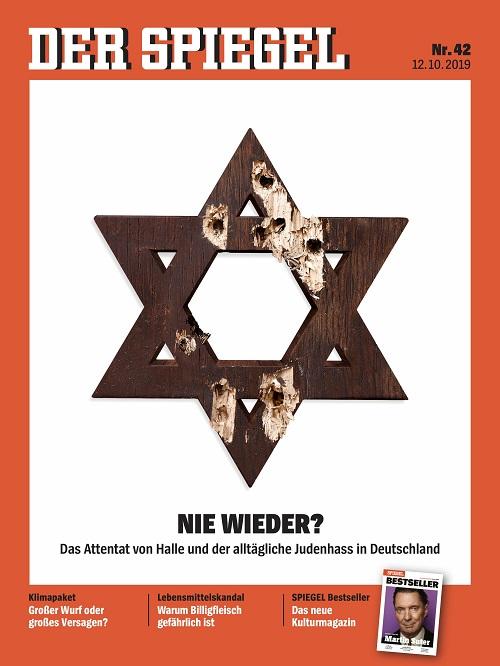 Judentum SPIEGEL Cover